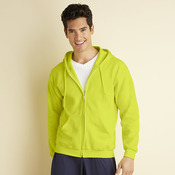 HeavyBlend™ adult full zip hooded sweatshirt